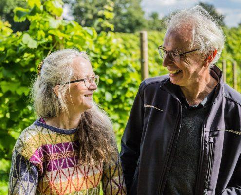 Nina og Niels Fink