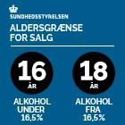 Sundhedsstyrelsens alkoholgrænse